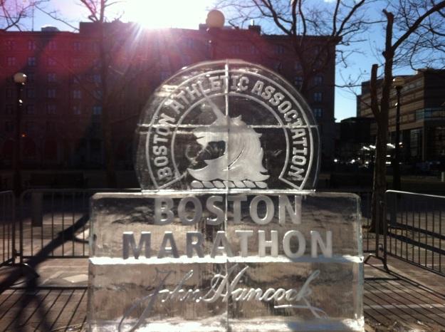 ice marathon photo
